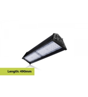 Integral Linear High Bay IP65 13000LM 100W 4000K 130LM/W 120 Beam Dimmable