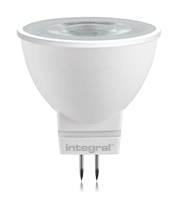 Integral MR11 3.7W 2700K 360Lumens 36deg Beam Angle (Warm White)