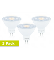 Integral Classic MR16 3 Pack 8.3W 2700K Dimmable (Warm White)