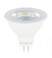 Integral MR16 GU5.3 5W Dimmable LED Lamp (Cool White)