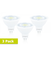 Integral Classic MR16 3 Pack 700LM 8.3W 4000K Dimmable 36deg Beam