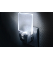 Integral Nightlight Uk Plug White