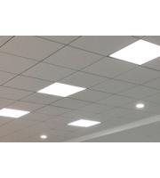 Integral 600x600 Edgelit Panel 38W 3850lumens 6500k 101lm/W Dimensions 595x595x8.2mm