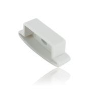 Profile Endcap Cable Entry Include 2 Screws For ILPFR076 ILPFR077