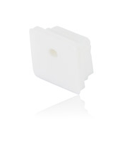Profile Endcap Cable Entry Include 2 Screws For ILPFR083 ILPFR084