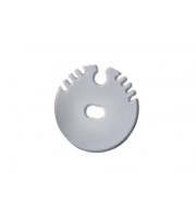 Integral PROFILE ENDCAP WITH CABLE ENTRY FOR ILPFO127 ILPFO128