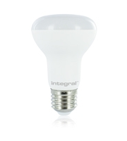 Integral R63 9.5W E27 Dimmable LED Lamp (Warm White)