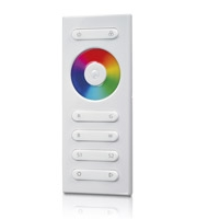 Integral RF RGBW Colour Changing Receiver with Remote Control (White)