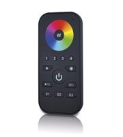 Rf Remote Touch And Button Rgbw 4 Zone 4.5V (3X1.5 Aaa Battery)