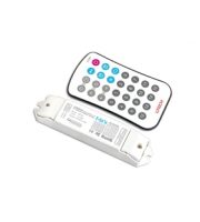 Integral Rf Receiver And Remote Button Digital Rgb Pixel 5-24V CV