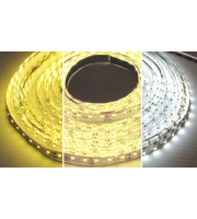 Integral 5M IP20 Flexible Led Strip 24V Constant Voltage 3528SMD 2400K to 6000K 600lm/M Max 9.6W/M Max 120LEDs/M 120°