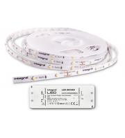 Integral IP33 5M 12V Flexible LED Strip and Driver Kit (Warm White)