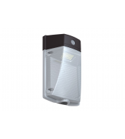 Integral OUTDOOR WALL PACK COMPACT IP65 3150LM 30W 4000K 115 BEAM BLACK