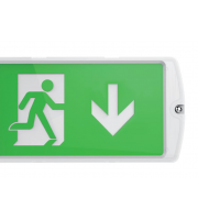 Kosnic IP65 multi-purpose emergency exit bulkhead