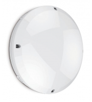 Kosnic IP65 Blanca Bulkhead for LED DD with Built-in Emergency Module