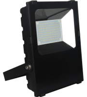 Kosnic 100w Flood Light 110 Degree 6500K Black (KFLDHS100Q65-W65-BLK) UK