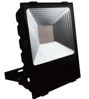 Kosnic 200w Flood Light 110 Degree 6500K Black,EnergySaver
