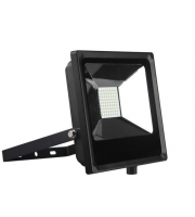Kosnic 50w Flood Light 6500K Black,Floodlight,Quickstart,Outdoor