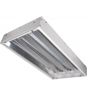 Kosnic LED 150w 600mm x 330mm Surface Mounted Low Bay Luminaire