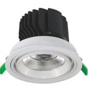 Kosnic Retail Downlight Module 50w 20 Degree 4000K CYC055SNL120,EnergyEfficient