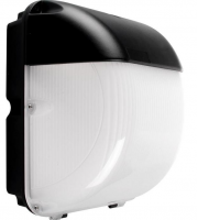 Kosnic 30W Wall Pack IP65 Bulkhead 4000K With Dusk to Dawn Sensor,Industrial,Commercial