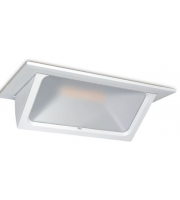 Kosnic 25W Led Adjustable Rectangular Downlight, 40000hrs, 110° Beam Angle, 3000K/4000K/6000K