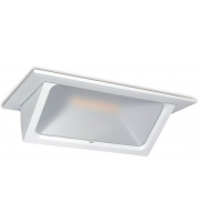 Kosnic 35W Led Adjustable Rectangular Downlight, 40000hrs, 110° Beam Angle, 3000K/4000K/6000K