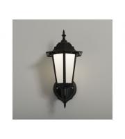 KSR Lighting Manta 7w 4000K LED Polycarbonate Upward Lantern (Black)