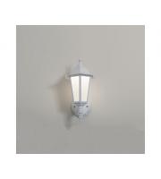KSR Lighting Manta 7w 4000K LED Polycarbonate Upward Lantern (White)