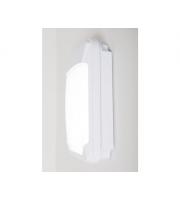 KSR Lighting Siena Slim 15w 3xCCT LED Wall Pack White