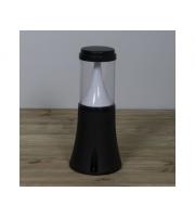 KSR Lighting Manta 20w LED 450mm Polycarbonate Bollard (Black)