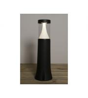 KSR Lighting Manta 20w LED 750mm Polycarbonate Bollard (Black)