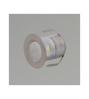 KSR Lighting Cabello 10 x 0.5W Cool (White) LED 10 Light Decking Kit (Steel)