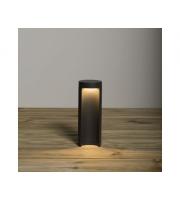 KSR Lighting Calanda 8.5w 3000K LED 250mm Bollard (Black)