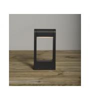 KSR Lighting Flix 8.5w 3000K LED Adjustable 300mm Bollard (Black)