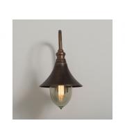 KSR Lighting Lampara E27 Downward Wall Lantern Antique Bronze