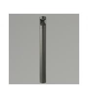 KSR Lighting Lako 7W 3000K LED Directional 600mm Bollard (Anthracite)