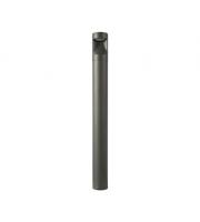 KSR Lighting Lako 7W 3000K LED Directional 600mm Bollard Oxide (Brown)