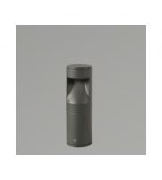 KSR Lighting Lako 7W 3000K LED Wall or Ground Bollard (Anthracite)