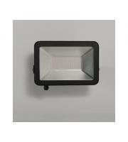KSR Lighting Siena 100W 3000K LED IP65 Floodlight Black