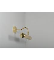 KSR Lighting Moya 8w CCT LED 284mm (Brass) Picture Light (Brass)