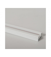 KSR Lighting Escala Pro 8ft Single Circuit Track (White)