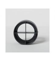 KSR Lighting Moby Anti-Glare Cross Visor Accessory (Anthracite)