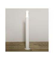 KSR Lighting Andria 8W 3000K LED 1000mm Bollard (White)