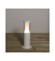 KSR Lighting Andria 8W 3000K LED 400mm Bollard (White)