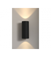 KSR Lighting Cody 2x24w 3000K LED Up and Down Wall Light (Anthracite)