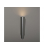 KSR Lighting Barro Angled GU10 Wall Light (Aluminium)