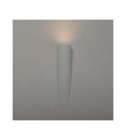 KSR Lighting Barro Angled GU10 Wall Light (White)