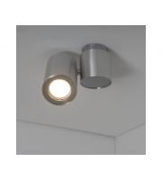 KSR Lighting Barro I GU10 Single Spotlight Polished (Aluminium)