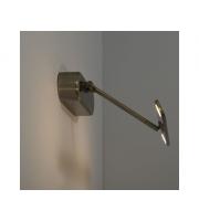 KSR Lighting Boston 2x 5W 3000K LED Picture Light (Brass)